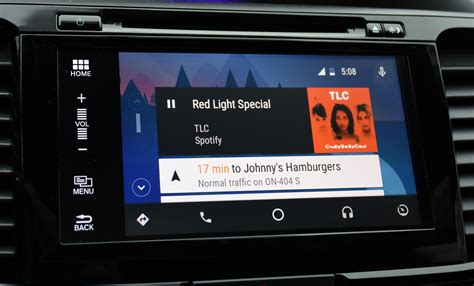 Auto Screen by Android Auto Review Mobilesyrup