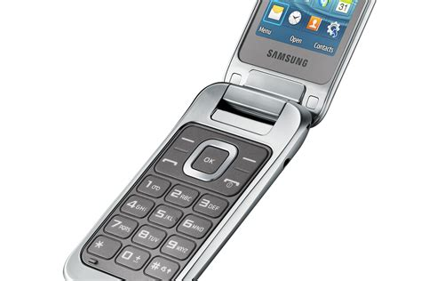 samsung c3590 folder mobile phone 2 4 tft screen features