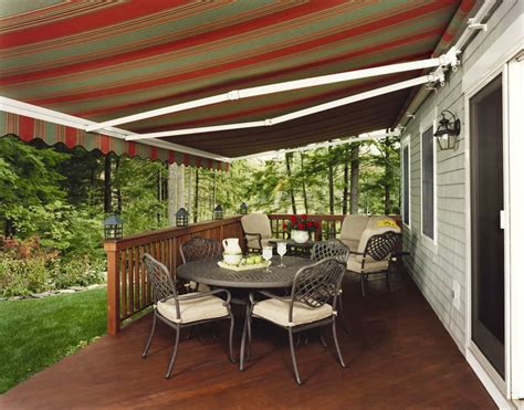 permanent deck awnings retractable patio awning permanent deck awnings ideas