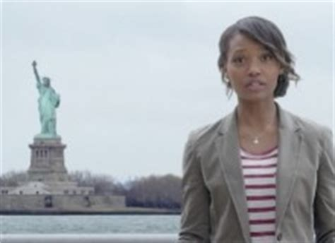 who is the black woman on liberty mutual tv commercial o connor casting