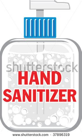 sanitizers clipart clipground