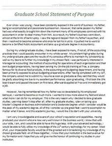 Graduate School Admission Essay Exles by How To Write An Graduate Admissions Essay