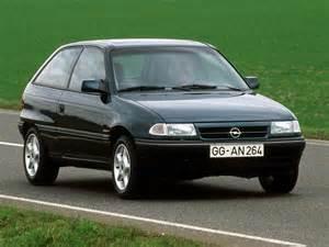 Vauxhall Astra F Opel Astra F Cc 1 6i 75 Hp Automatic