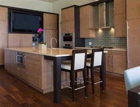 kitchen tv ideas 7 modern kitchen design trends stylishly incorporating tv