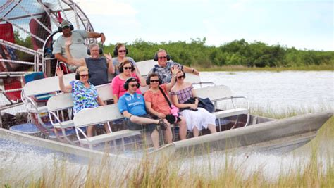fan boat everglades national park fan boat everglades tour everglades airboat adventure tour