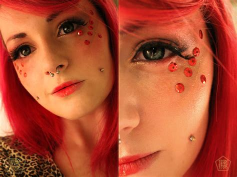creative in make up but what we see in these hot girls wallpaper creative make up by pendorabox on deviantart