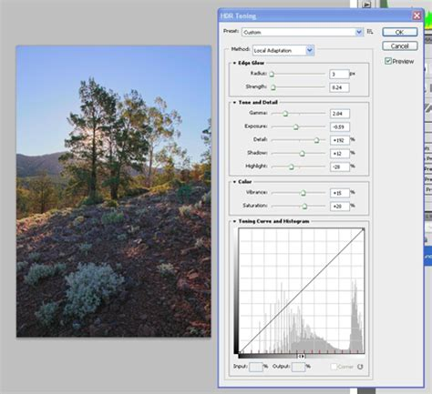 tutorial hdr toning photoshop cs5 hdr toning in adobe photoshop cs5 photo review