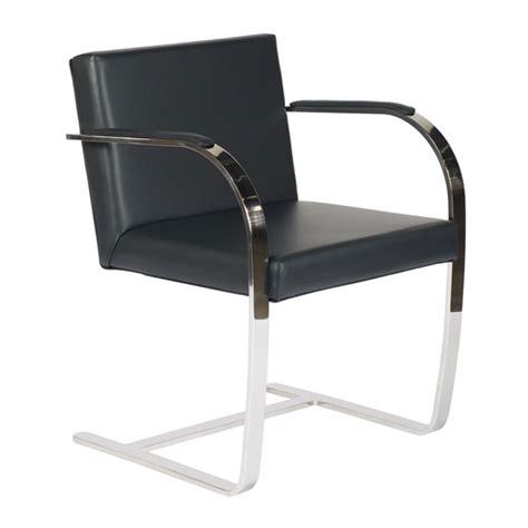edison black modern classic lounge chair eurway