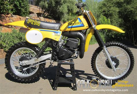 motocross bikes for sale in kent 1979 suzuki rm 250 vintage motocross dirt bike