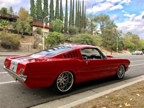 Best Interior Paint Color To Sell Your Home 1965 mustang fastback pro touring resto mod classic