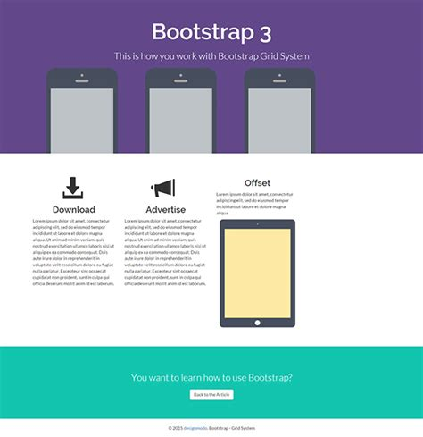 bootstrap layout grid offset installing bootstrap and the bootstrap grid system