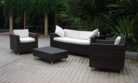 Outdoor Resin Wicker Patio Furniture by China Outdoor Resin Wicker Furniture Sk 07 China
