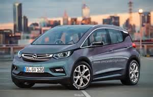 Ev Opel Chevrolet Bolt Ev Rendered Gm Authority