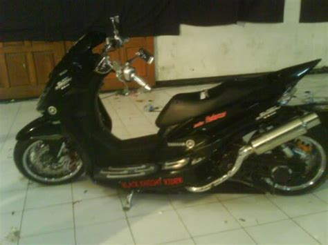 Tameng Depan Yamaha Mio Sporty 1 modifikasi yamaha mio sporty japan style bike motorcycle modification