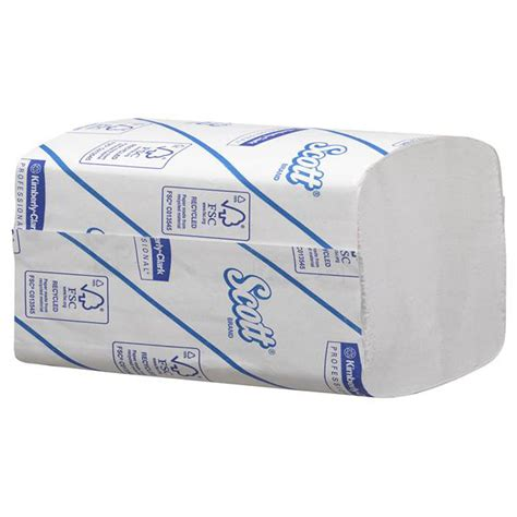 Folded Toilet Paper - kc8577 performance toilet tissue folded
