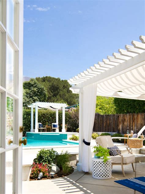 Shades Of Blue Design by Transitional Swimming Pool Photos Hgtv