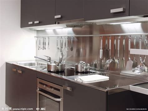kitchen table design ideas photograph outstanding modern k 整体厨房效果图摄影图 室内摄影 建筑园林 摄影图库 昵图网nipic com