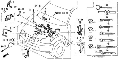engine wiring harness drawing wiring diagram manual