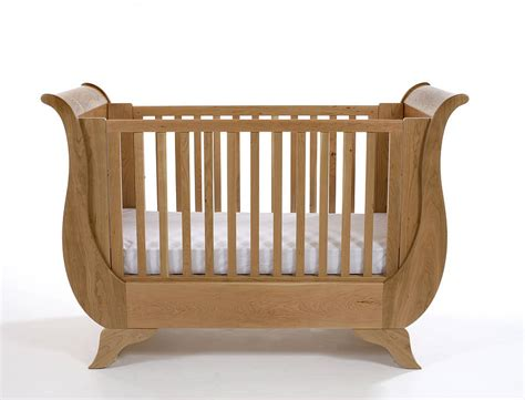 Sleigh Cot Bed with Nestor Sleigh Cot Bed By Bambizi Notonthehighstreet