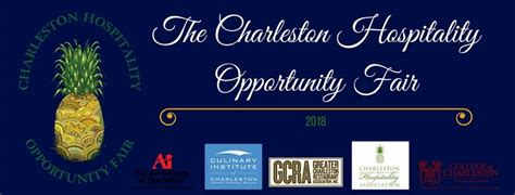 College Of Charleston Mba Hospitality Revenue Management by Local Hospitality Organizations Partner With Cofc To Host