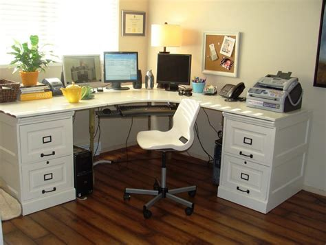 file cabinet office desk white corner desk with drawers home pretty white corner