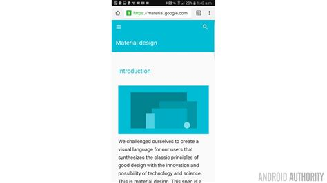 design guidelines google exles of google ignoring its own material design guidelines