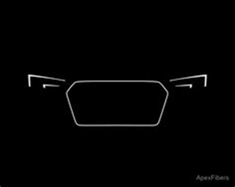 audi headlights poster german coupe led headlights and grill unisex t shirt