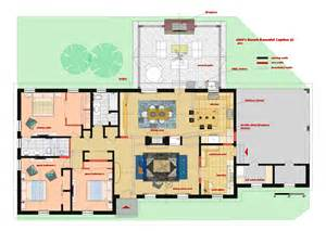 with open floor plans single house bat ranch plan designs cottage