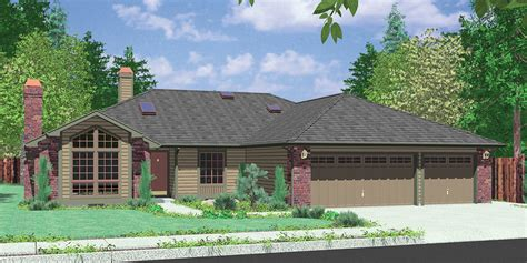 3 car garage house plans ranch house plans american house design ranch style home plans