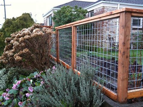 Garden Fence Ideas Vegetable Garden Fence Ideas Collections Front Yard