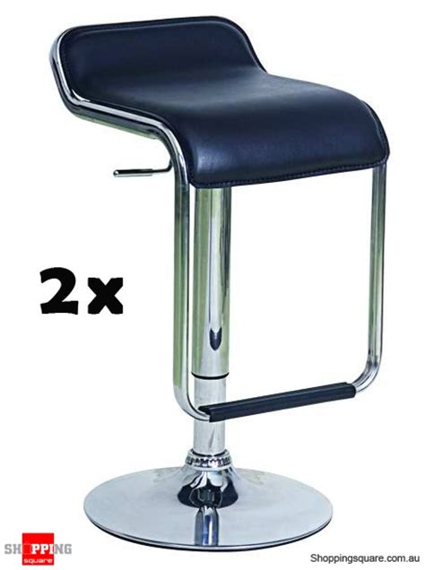 Bar Stools For Less Than 20 by 2 Leather Swivel Bar Stools Black Shopping
