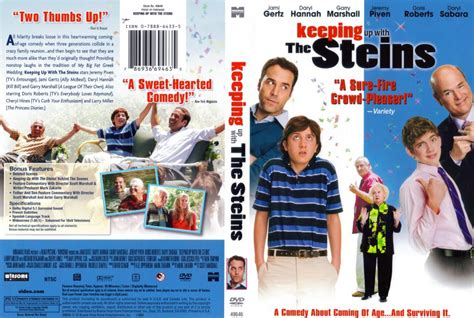 film keeping up with the steins keeping up with the stein movie dvd scanned covers