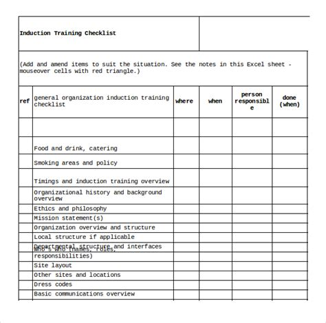 checklist word template checklist template 14 free word excel pdf