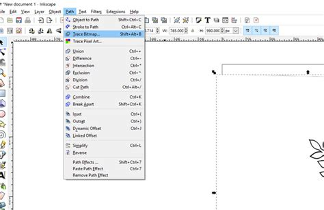 inkscape knife tutorial turn a hand drawing into an svg vector cut file for
