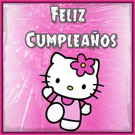 imagenes de cumpleaños de kitty las mejores imagenes de cumplea 241 os con hello kitty