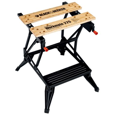 black and decker work bench shop black decker 6 75 in w x 30 125 in h wood work