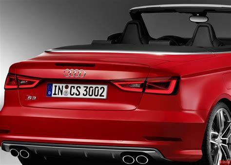 Audi S3 Cabrio Preis by Anteprima Salone Di Ginevra 2014 Audi S3 2 0 Tfsi Quattro