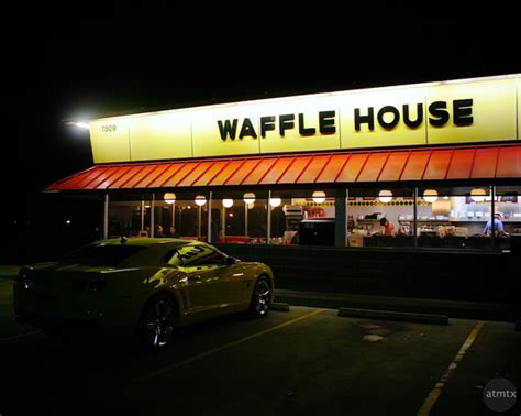 The Waffle House by How Waffle House Used To Help Recovery Efforts