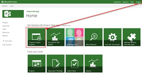 Project Pro For Office 365 by Microsoft Project 2013 In Office 365 Part 2