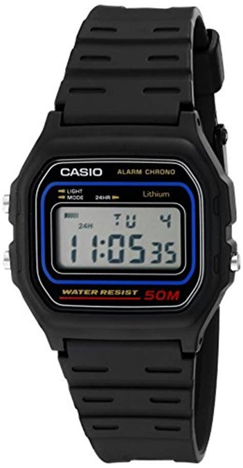 Casio W 60u World Time Vintage casio w59 1v digital review whichwatch org