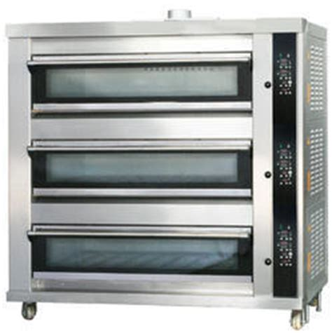 Oven National Omega 3 deck electrical steam cabinet from oma kitchen equipment co limited service provider of