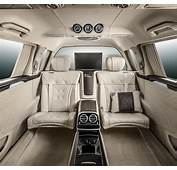 The New Mercedes Maybach S Class Pullman  Benz