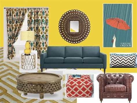 what color sofa goes with yellow walls lisa moves mood board for yellow walls