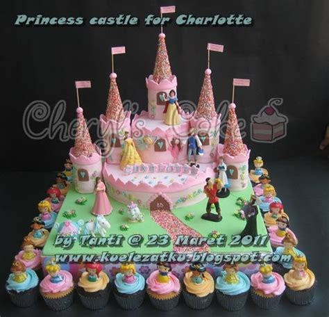 kue ulang  anak cupcake birthday cake big