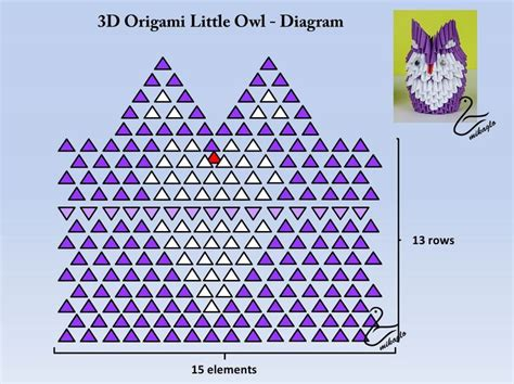 Origami Owl Pattern - 1013 best origami images on