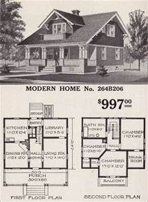sears homes floor plans 1916 sears modern home 264b206 swiss chalet craftsman