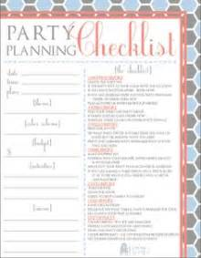 party planning tips for organizing children s birthday parties party planning checklist www therefurbishedlife com