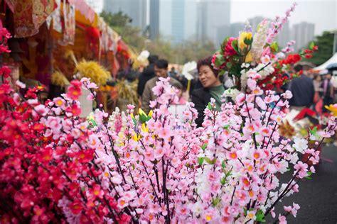 new year flower tradition dans le sud on mange des boulettes de riz glutineux