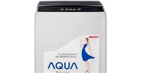 List Mesin Cuci Sanyo list harga mesin cuci sanyo 1 tabung terbaru