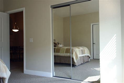 Sliding Doors For Closets Bedroom Closet Sliding Doors Ideas For Mirrored Closet Doors